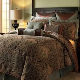 Hampton Hill Canovia Springs Queen Duvet Style Comforter Set in Multi - Olliix JLA10-054