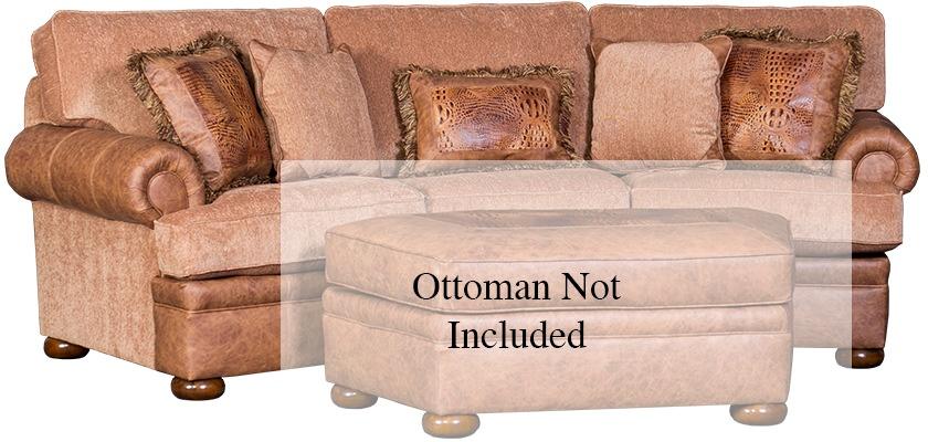 Sofa Englehart Rustone