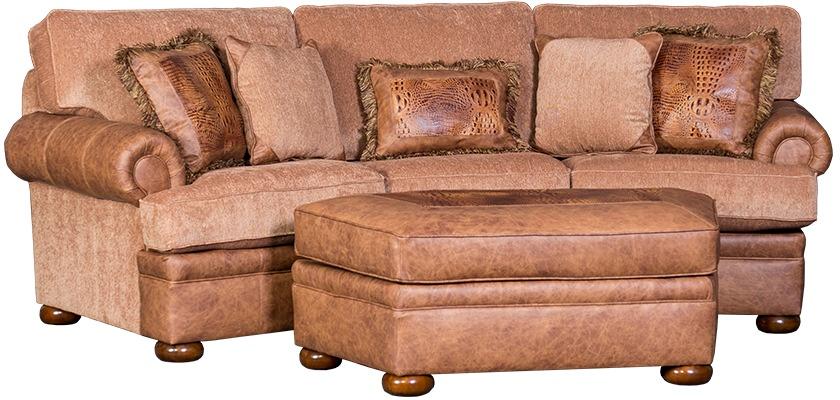 Sofa Ottoman Englehart Rustone