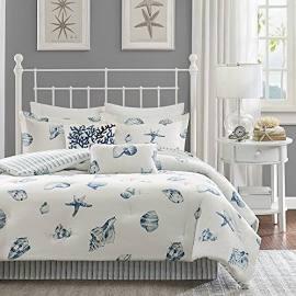 Harbor House Beach House Cal King Comforter Set in Blue - Olliix HH10-097