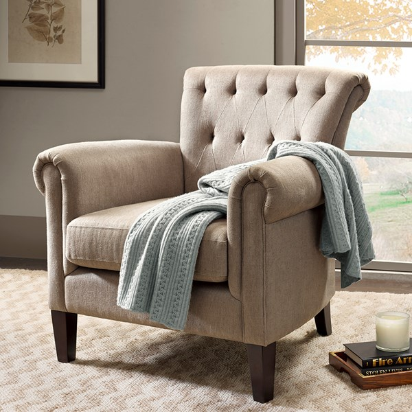 Harbor House Chatham Accent Chair Taupe