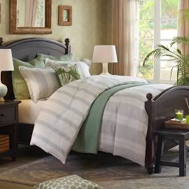 Harbor House Conner Queen Bed Brown