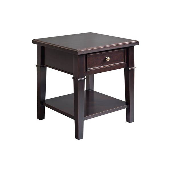 Harbor House Eaton End Table Brown
