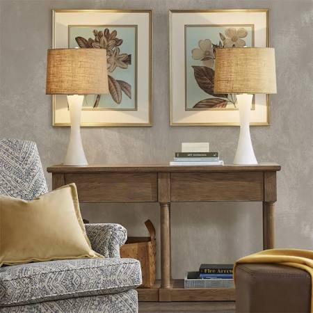 Harbor House Georgetown Console Table Brown