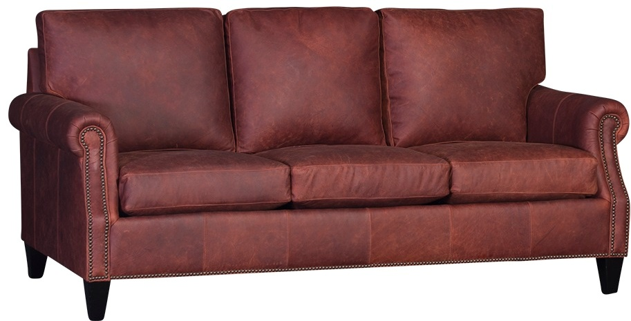 Idris Sofa Flea Ox Blood
