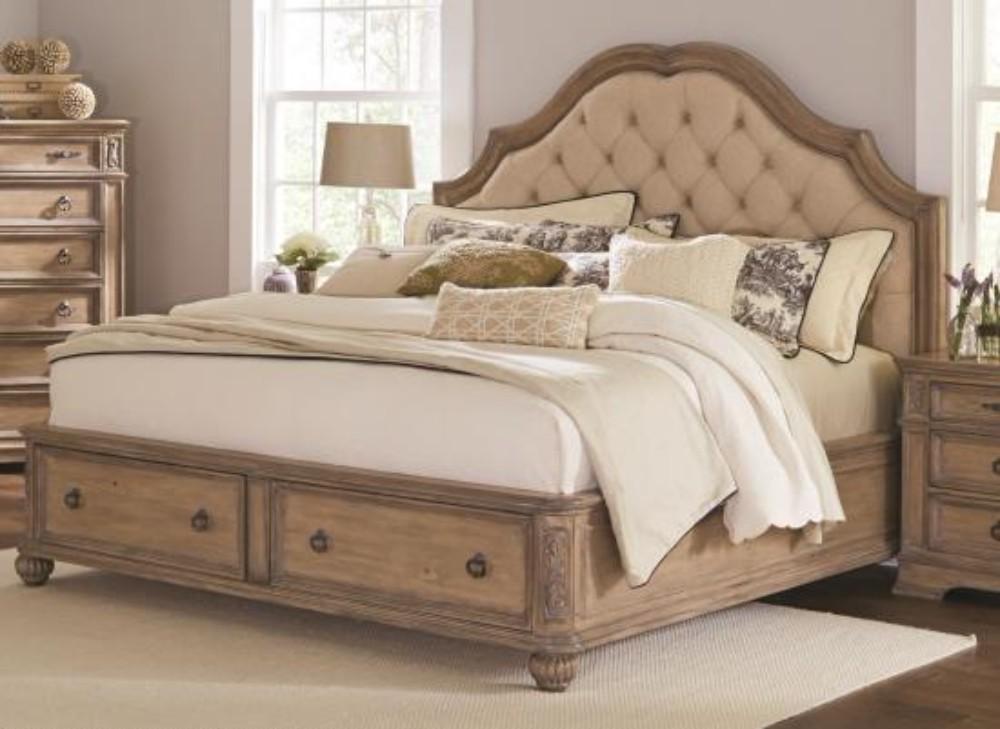 Coaster California King Bed