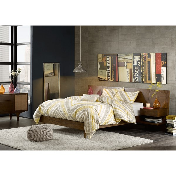 Ink+Ivy Furniture Queen Bed Nightstands Photo