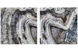 INK+IVY Cool Stone Glass Coat 2 Piece Set in Multi - Olliix II95C-0039