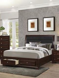 Coaster Cal King Bed