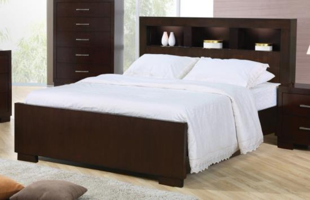 Coaster Jessica Contemporary King Bed