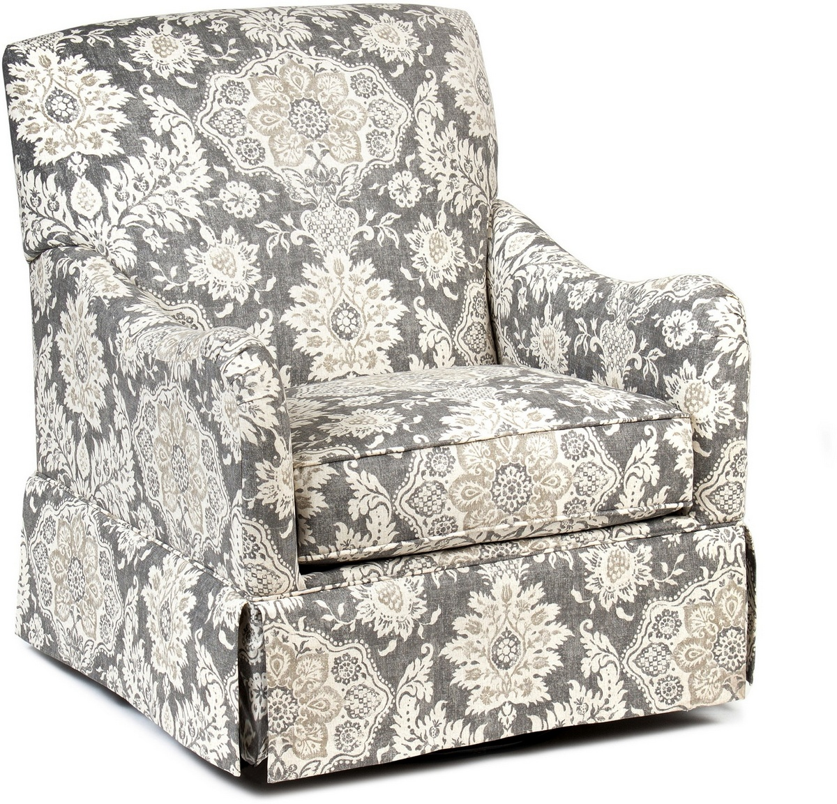 Chelsea Home Jillian Swivel Glider Chair Belmont Metal