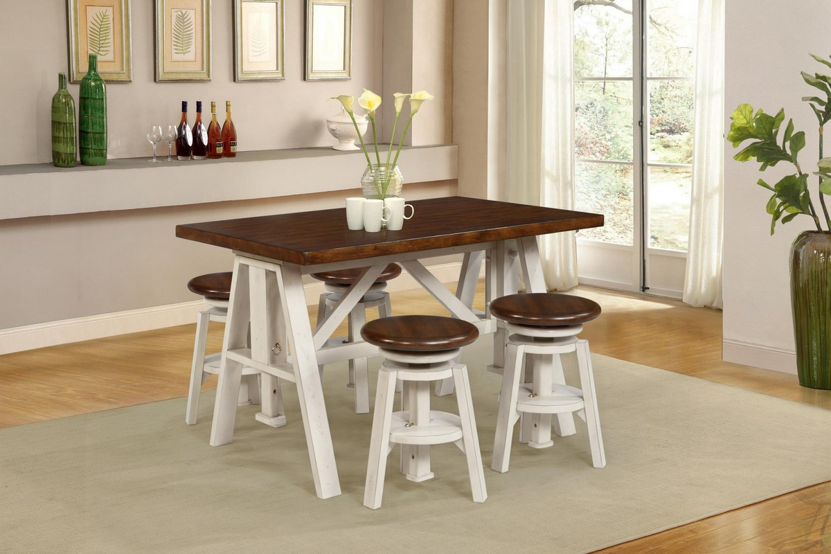 Chelsea Home Dining Set Espresso