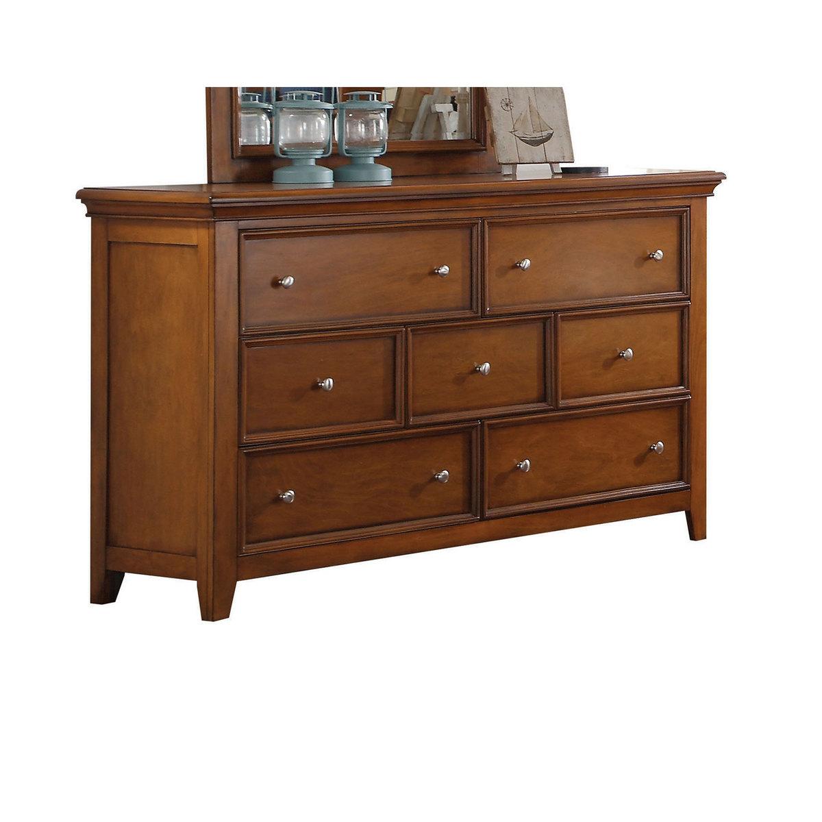 Acme Dresser Cherry Oak