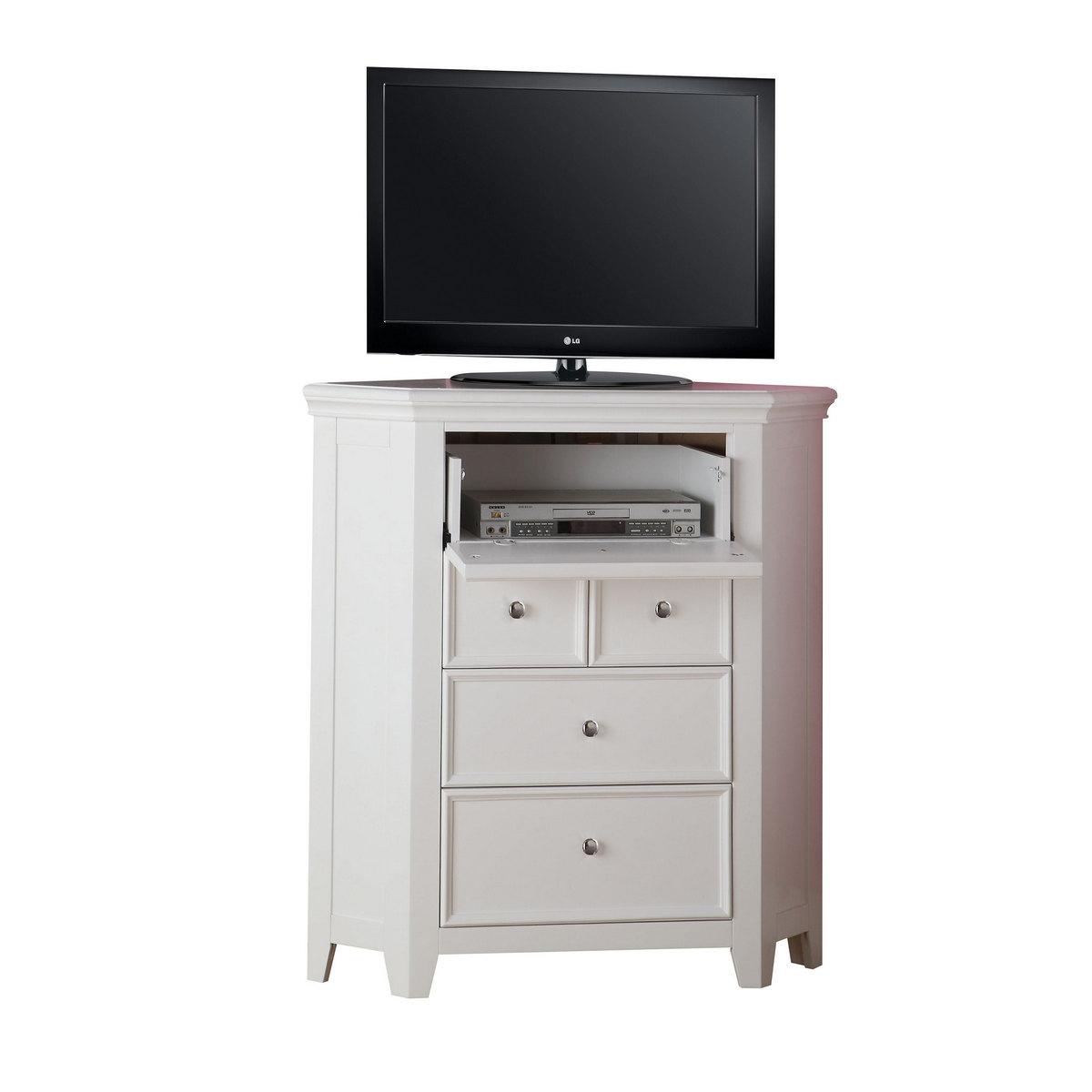 Acme Tv Console Corner White