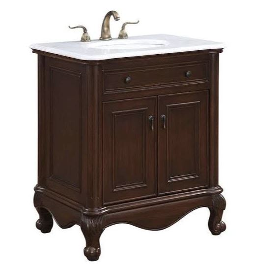 Lighting Bathroom Vanity Single Set