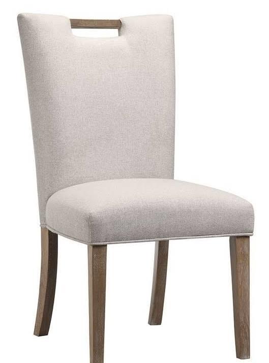 Madison Park Braiden Dining Chair Natural Olliix