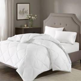 Madison Park Signature 1000TC Cotton Blend Full/Queen Down Alternative Comforter in White - Olliix MPS10-100