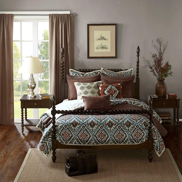 Madison Park Signature Furniture Queen Bed Photo