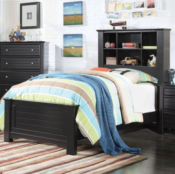 Acme Mallowsea Full Bed Black