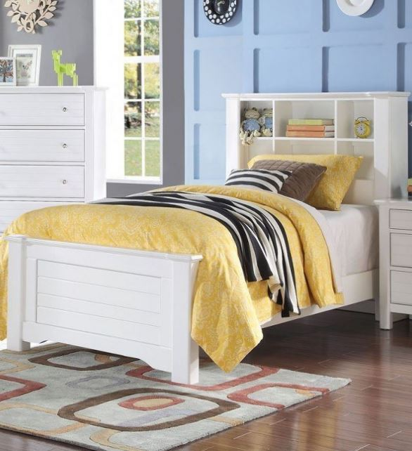 Acme Mallowsea Full Bed White