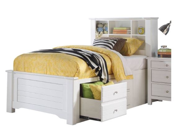 Acme Bed Storage Rail