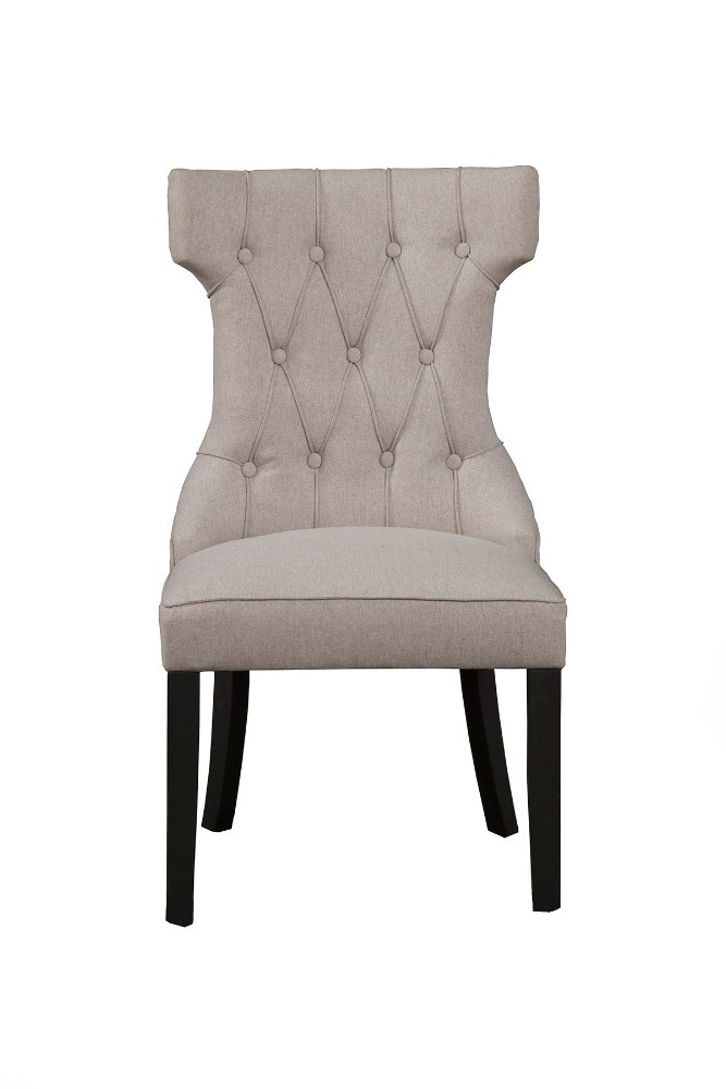 Manchester Upholstered Side Chairs (Set of 2) - Alpine Furniture 3868-02