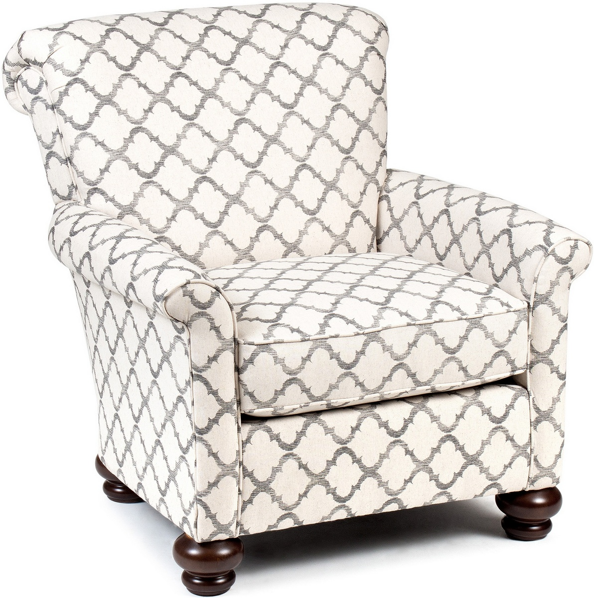 Chelsea Home Accent Chair Enhance Greyest