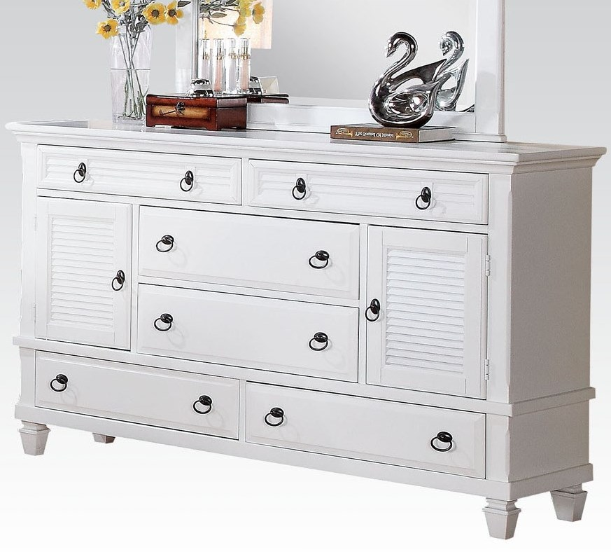 Acme Merivale Dresser White