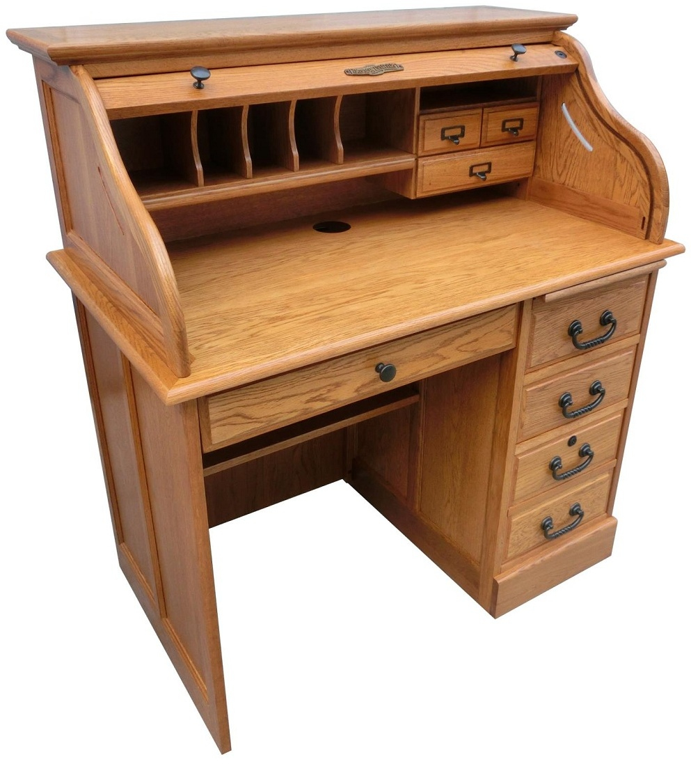 Chelsea Home Moon Student Roll Desk Top