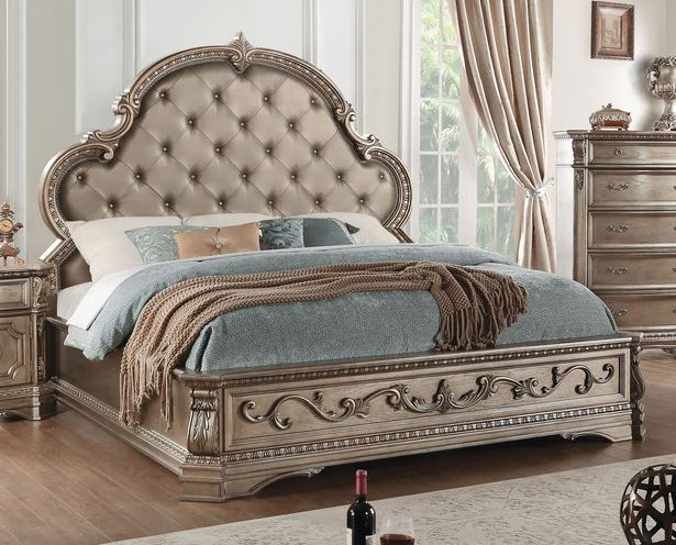 Acme Queen Bed