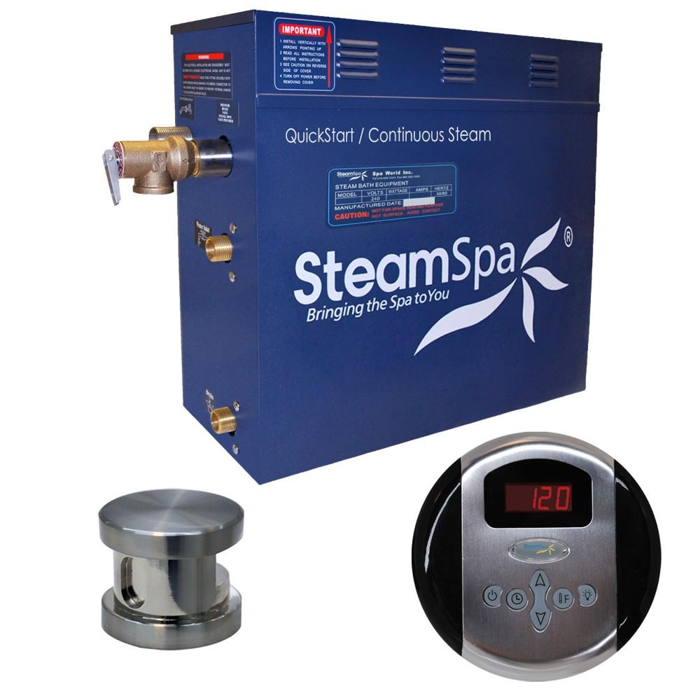 Steam Bath Generator Package