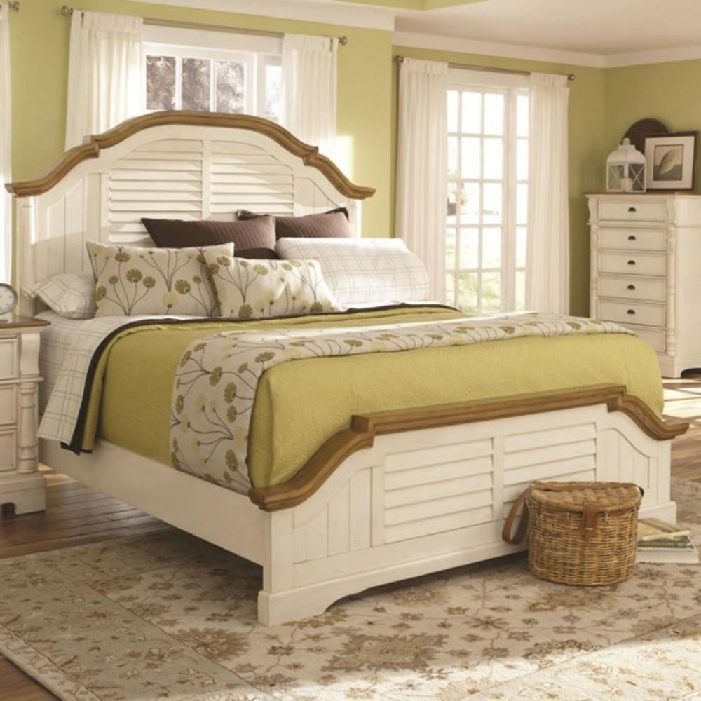 Coaster Oleta Cottage Queen Bed