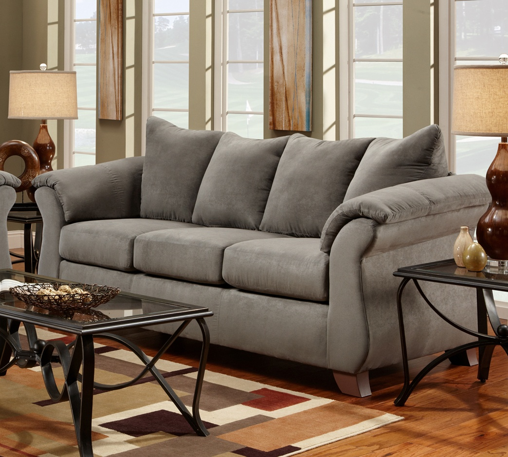 Chelsea Home Payton Sofa Sensations Grey