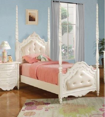 Acme Pearl Full Bed