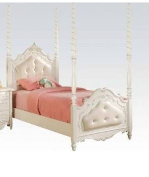 Acme Pearl Twin Bed