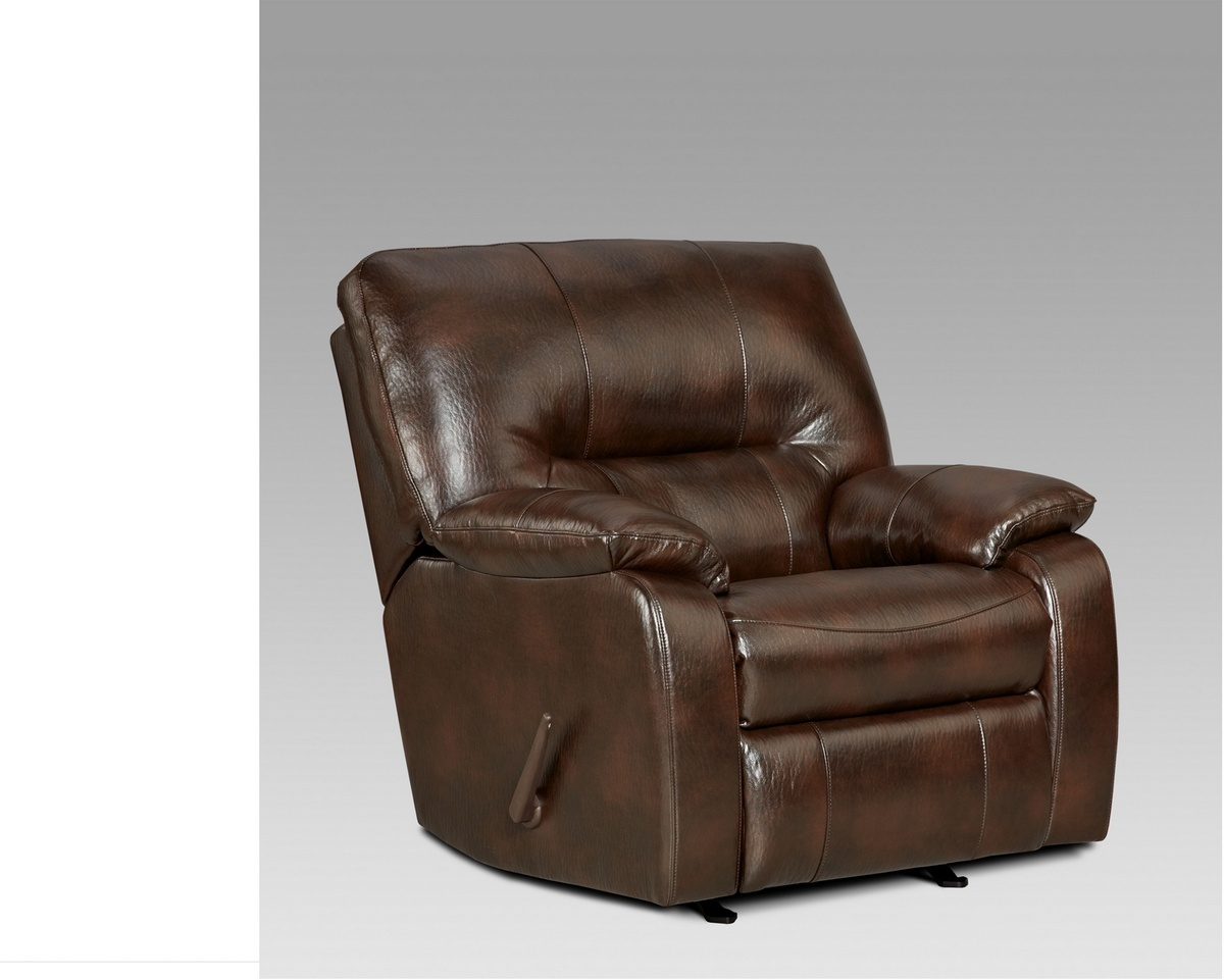 Chelsea Home Rita Chaise Rocker Recliner