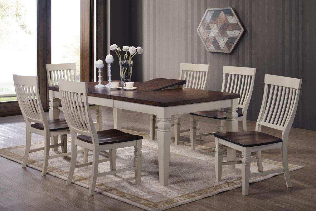 Chelsea Home Saint Pete Dining Set Mocha Sand