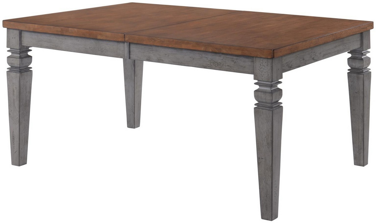 Chelsea Home Saint Pete Dining Table Storm Grey Maple
