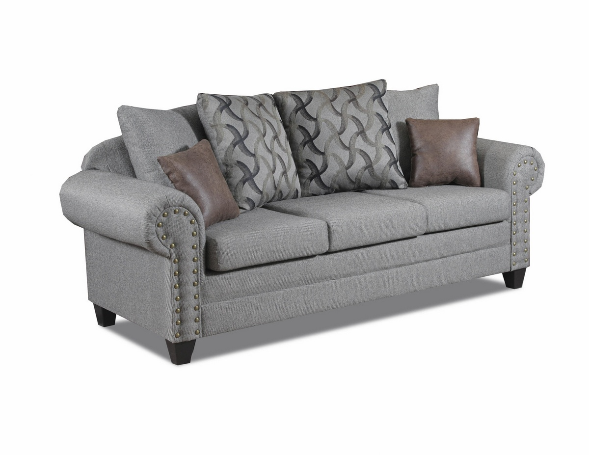 Chelsea Home Sammy Sofa Motley Mineral