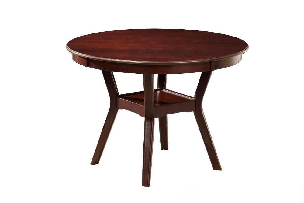 Segundo 5 Piece Dining Set w/ Table & 4 Chairs - Alpine Furniture 5213