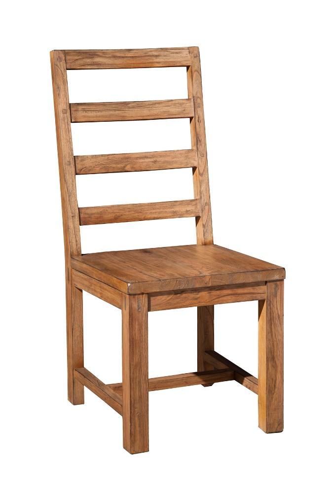 Shasta Wooden Side Chair (Set of 2) - Alpine Furniture ORI-913-02