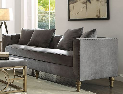 Acme Furniture Sofa Pillows Photo