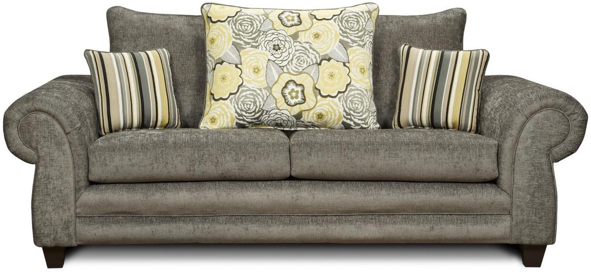 Chelsea Home Sullivan Sofa Fidelity Grey