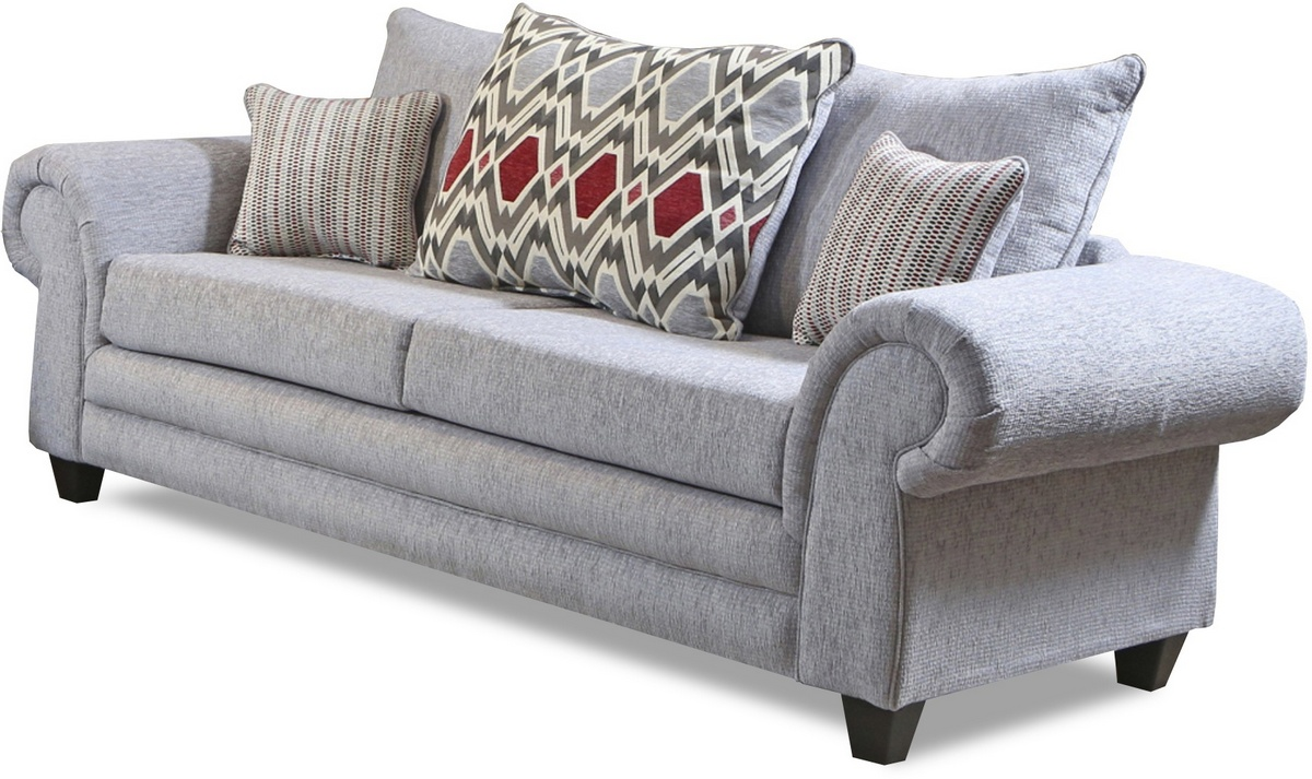 Chelsea Home Sullivan Sofa Home Run Grey