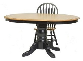 Chelsea Home Tory Pedestal Table