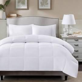 TrueNorth Northfield Full/Queen 3M Scotchgard Supreme Down Blend Comforter in White - Olliix MP10-1250
