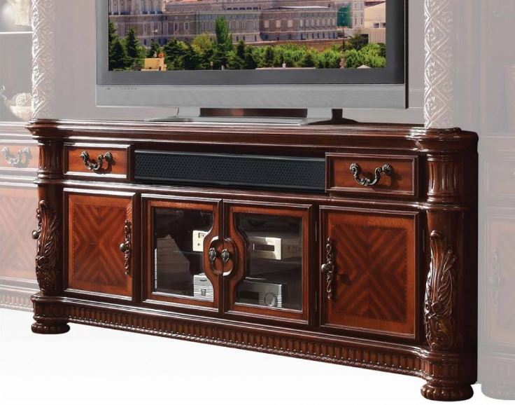 Acme Tv Console Cherry