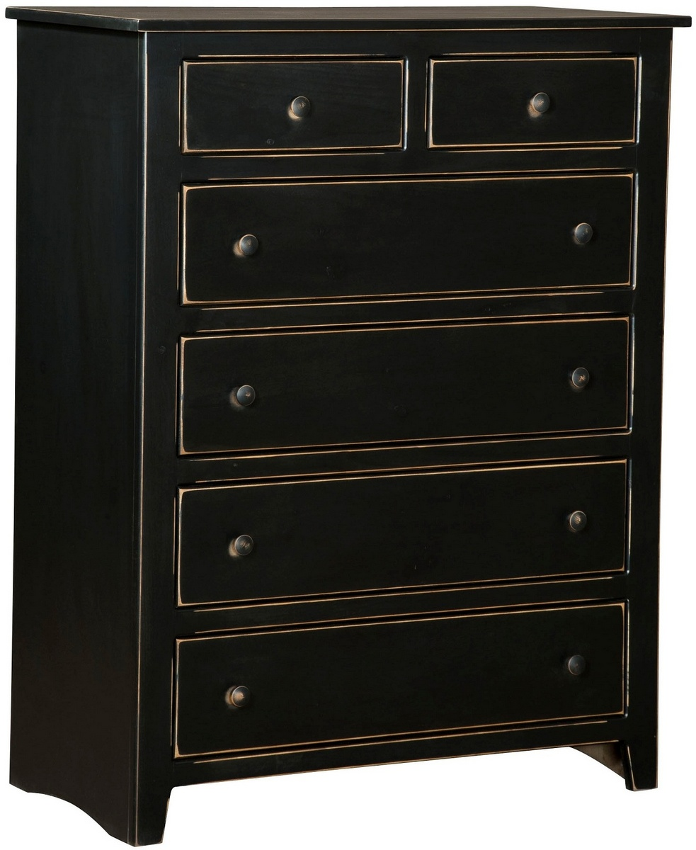 Chelsea Home Shaker Chest Drawers