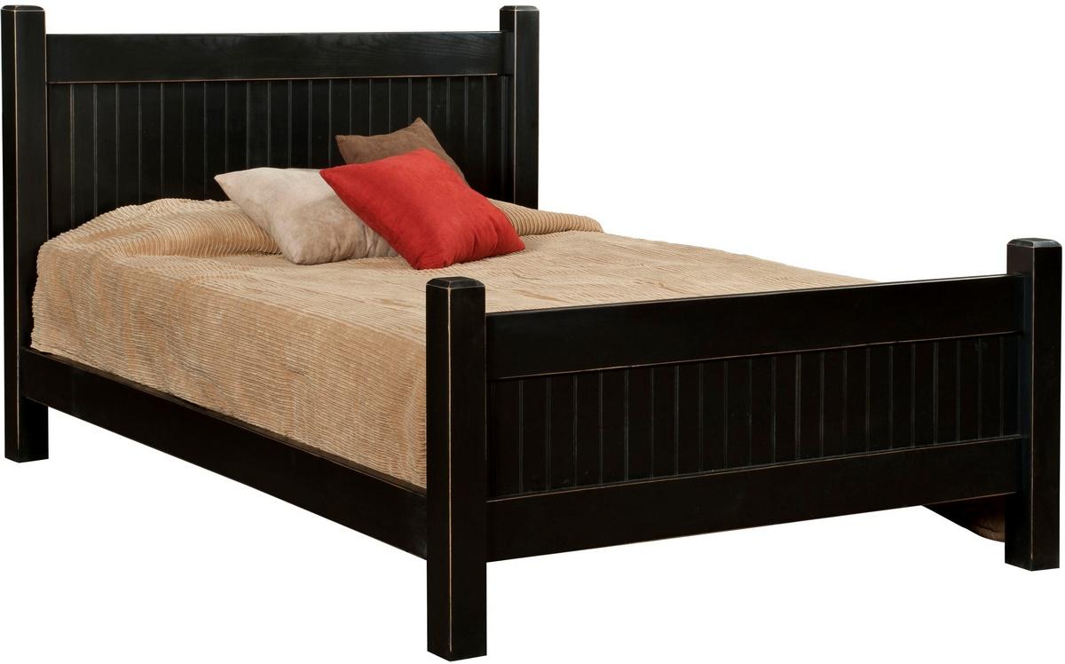 Shaker Queen Bed