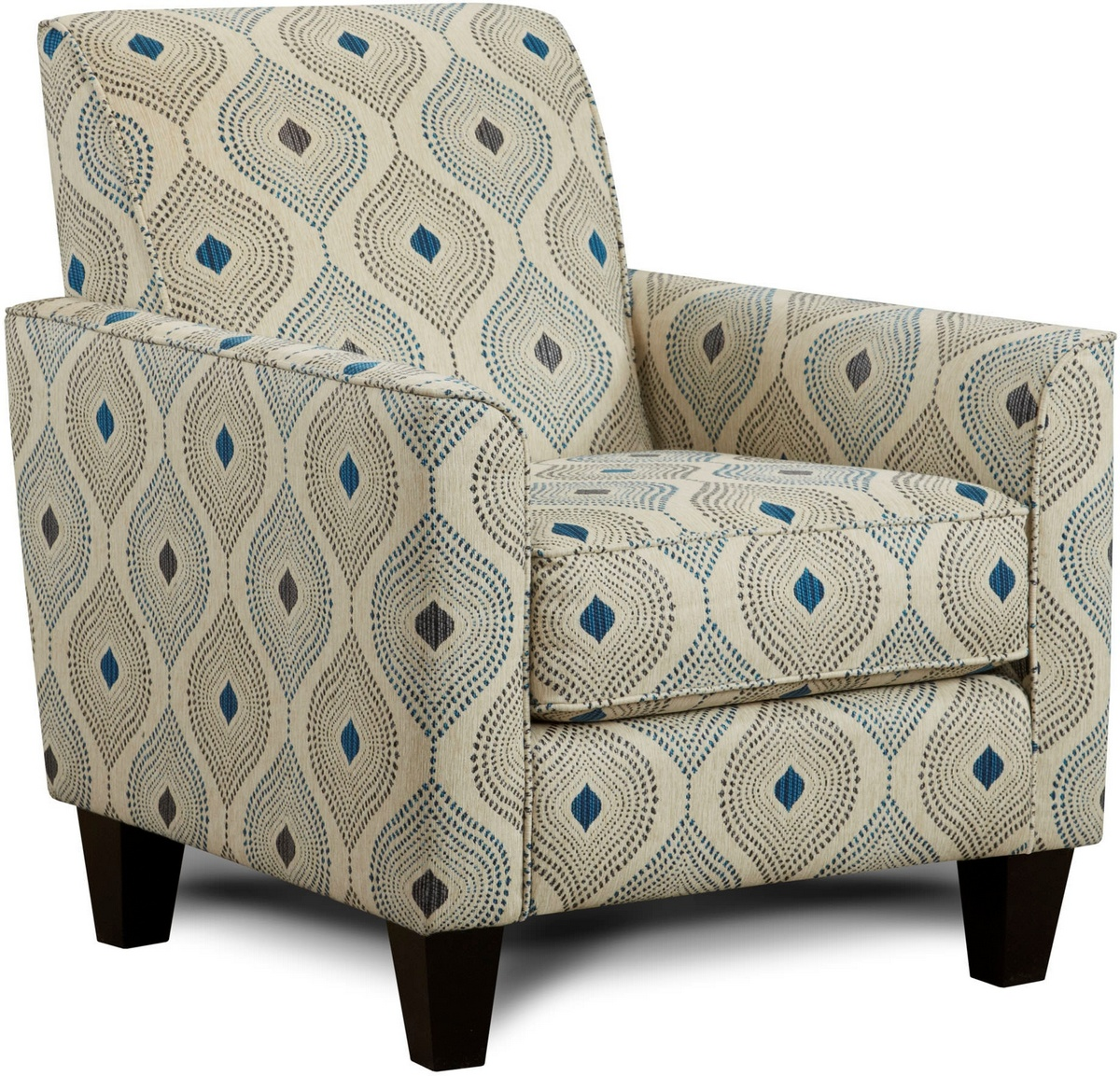 Chelsea Home Furniture Accent Chair Blue Photo
